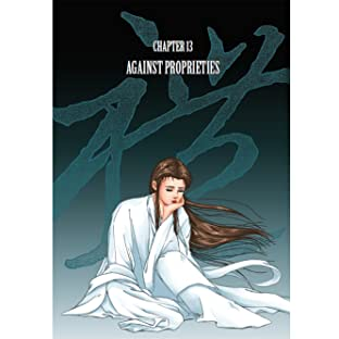 Return of the Condor Heroes Chapter 13 - Against Proprieties