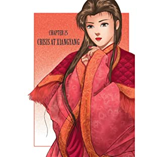 Return of the Condor Heroes Chapter 25 - Crisis at Xiangyang