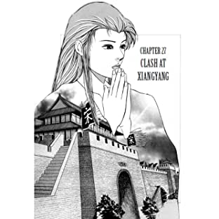 Return of the Condor Heroes Chapter 27 - Clash at Xiangyang