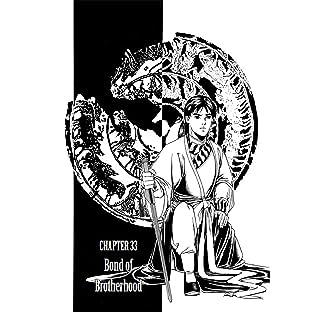 Return of the Condor Heroes Chapter 33 - Bond of Brotherhood