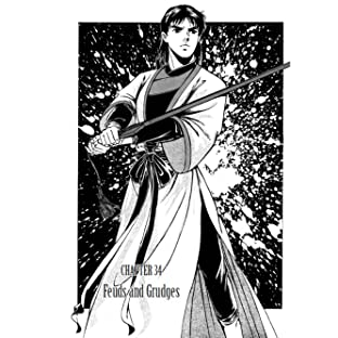 Return of the Condor Heroes Chapter 34 - Feuds and Grudges