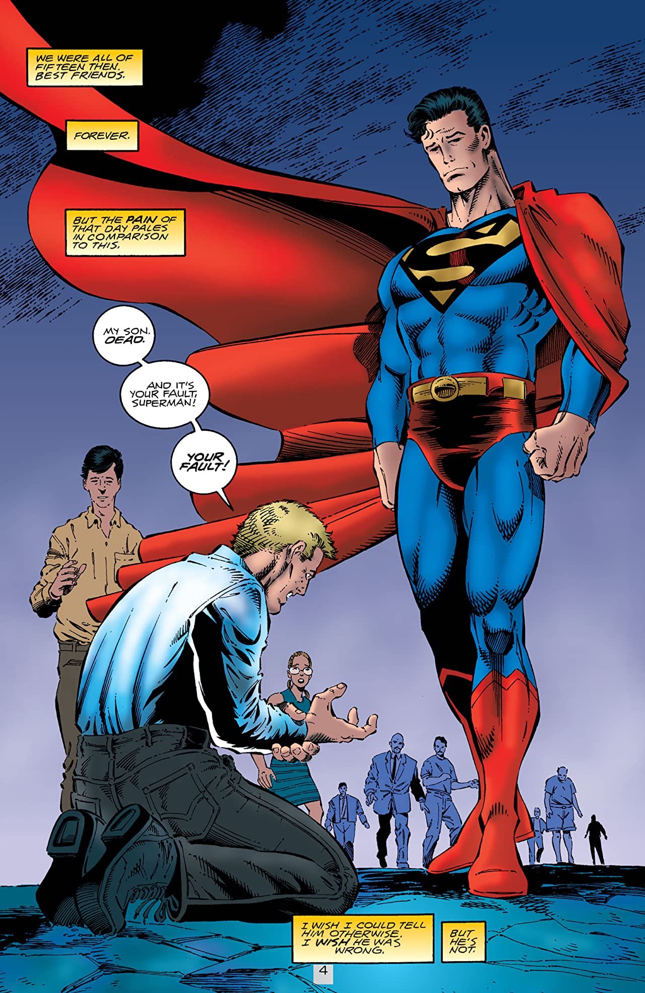 Superman: The Doomsday Wars #3