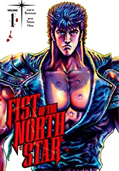 Fist of the North Star Tome 1