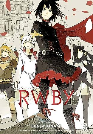 RWBY: The Official Manga Vol. 3: The Beacon Arc