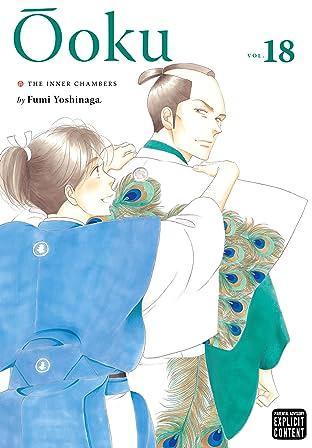 Ôoku: The Inner Chambers Vol. 18