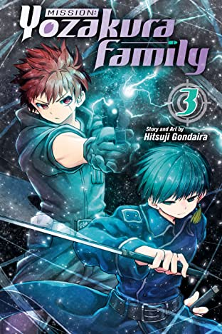 Mission: Yozakura Family - The Hinagiku Vol. 3