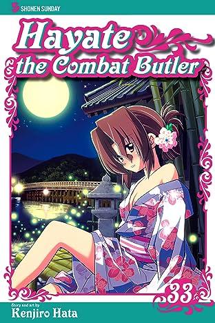 Hayate the Combat Butler Vol. 33