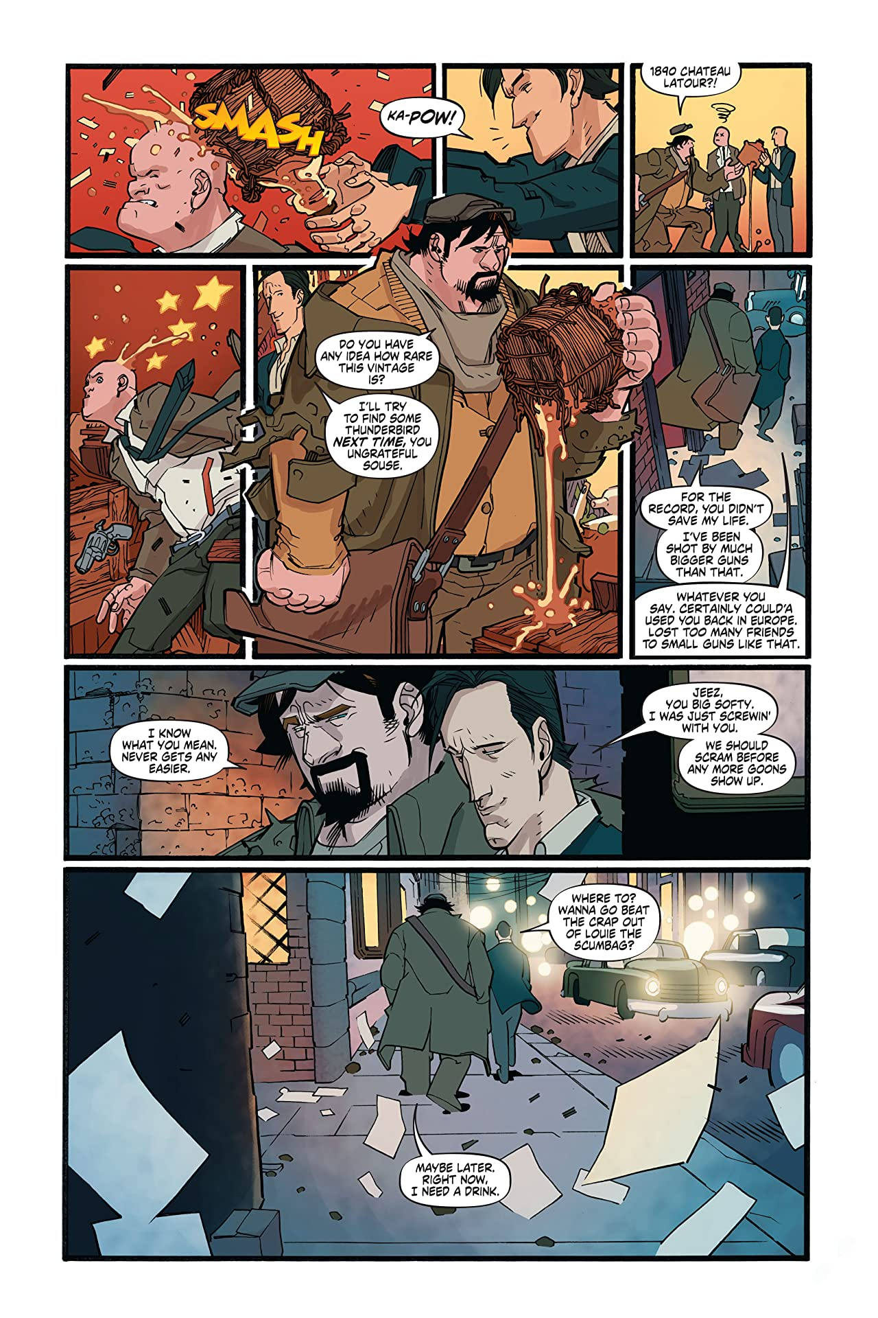 A&A: The Adventures of Archer & Armstrong (2016): Deluxe Edition