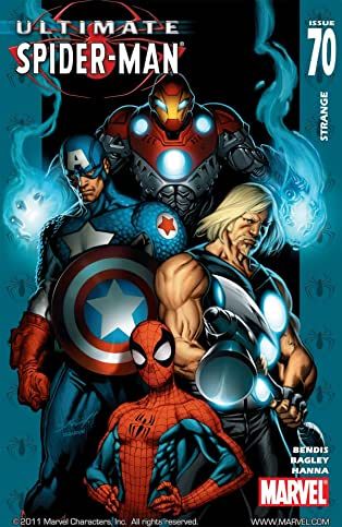Ultimate Spider-Man (2000-2009) #70