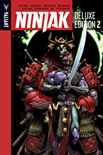 Ninjak (2015) Vol. 2: Deluxe Edition
