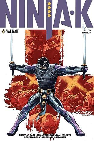 Ninja-K (2017): Deluxe Edition