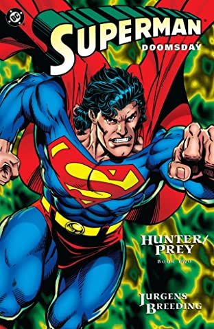 Superman/Doomsday: Hunter/Prey #2