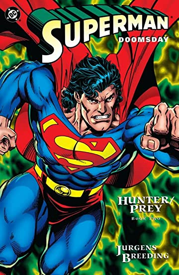 Superman/Doomsday: Hunter/Prey #2
