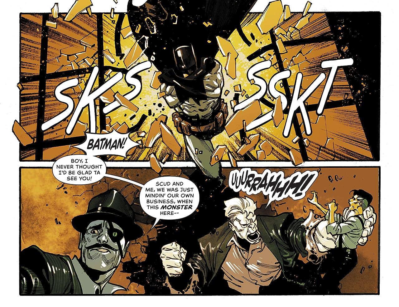 Legends of the Dark Knight (2021-) #11