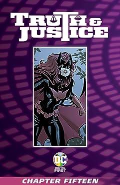 Truth & Justice (2021-) No.15
