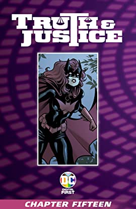 Truth & Justice (2021-) #15