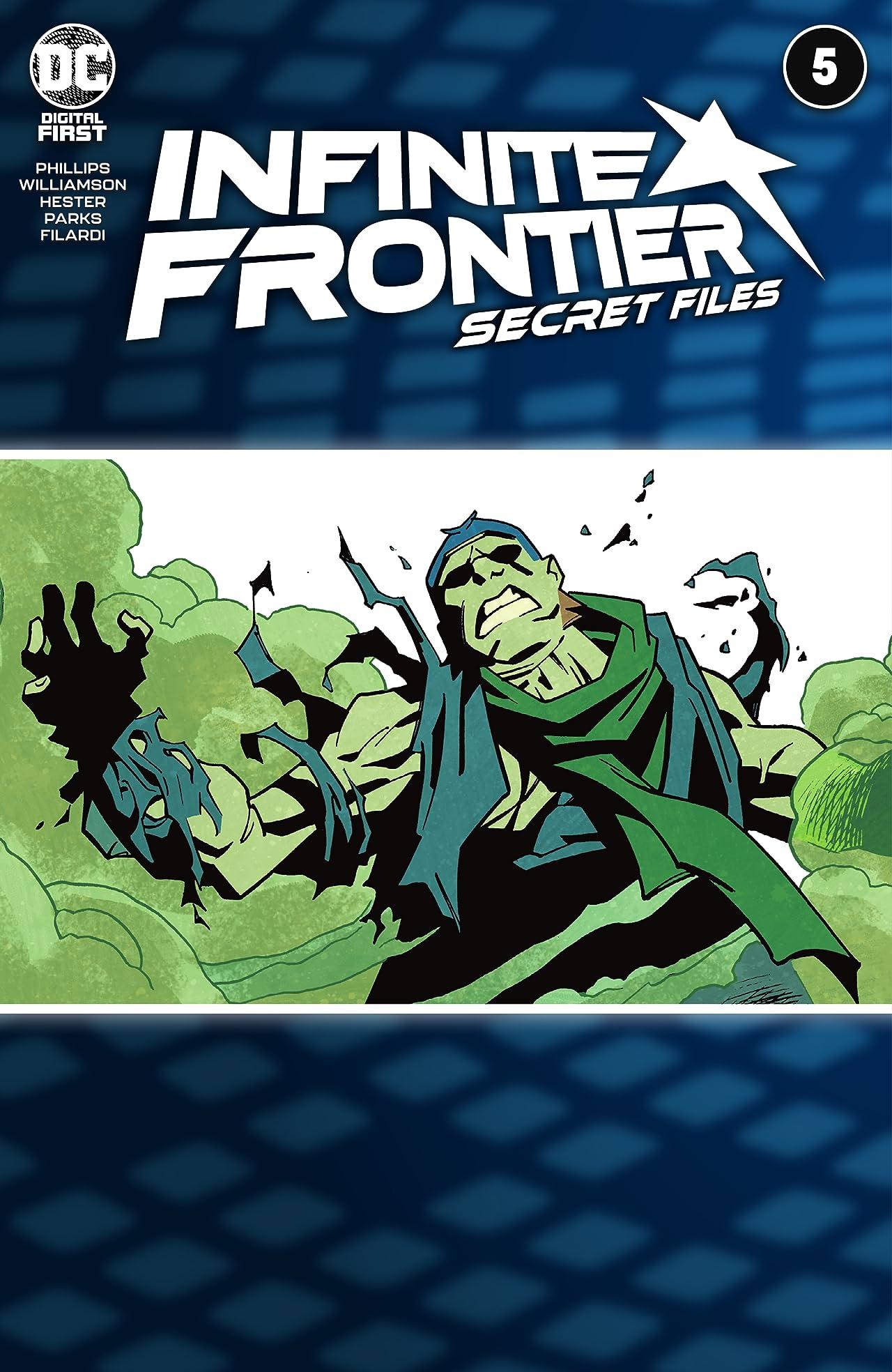 Infinite Frontier (2021) #5: Secret Files