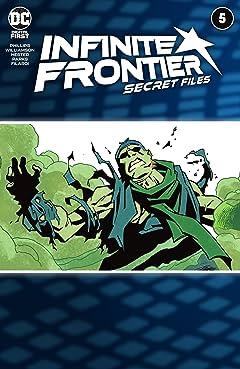 Infinite Frontier (2021) No.5: Secret Files