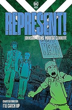 Represent! (2020-) No.14