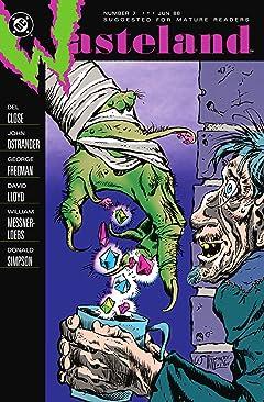 Wasteland (1987-1989) #7