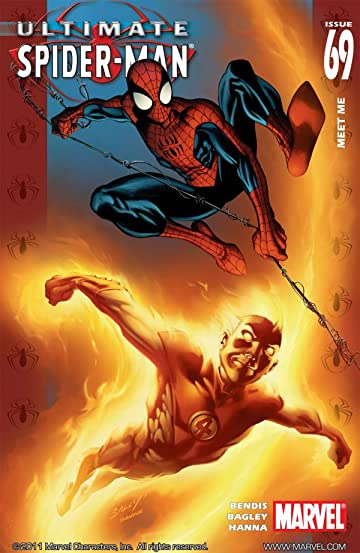 Ultimate Spider-Man (2000-2009) #69
