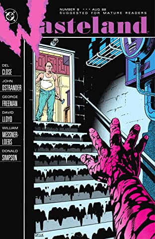 Wasteland (1987-1989) #9
