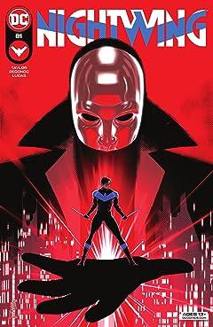 Nightwing (2016-) #81