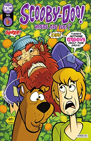 Scooby-Doo, Where Are You? (2010-) #110