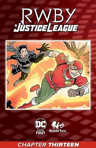 RWBY/Justice League (2021) #13