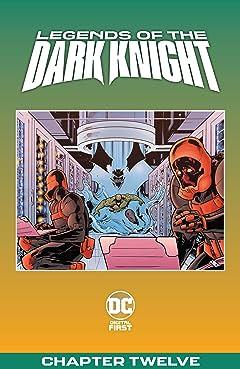 Legends of the Dark Knight (2021-) No.12