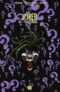 The Joker Presents: A Puzzlebox (2021-) No.2