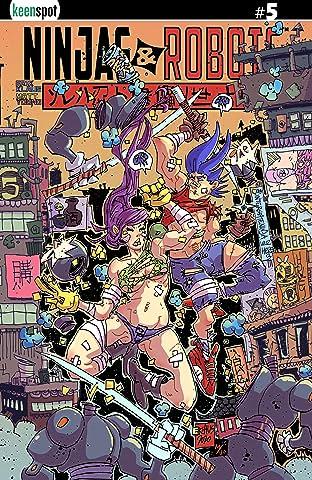 Ninjas & Robots #5