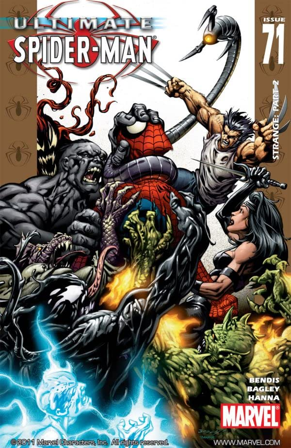 Ultimate Spider-Man (2000-2009) #71
