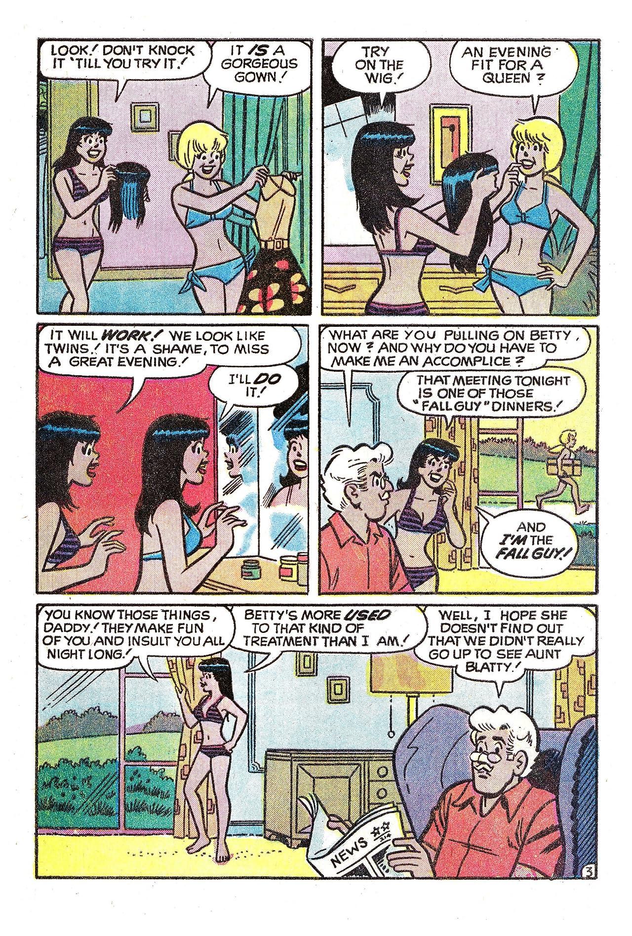 Archie's Girls Betty & Veronica #202