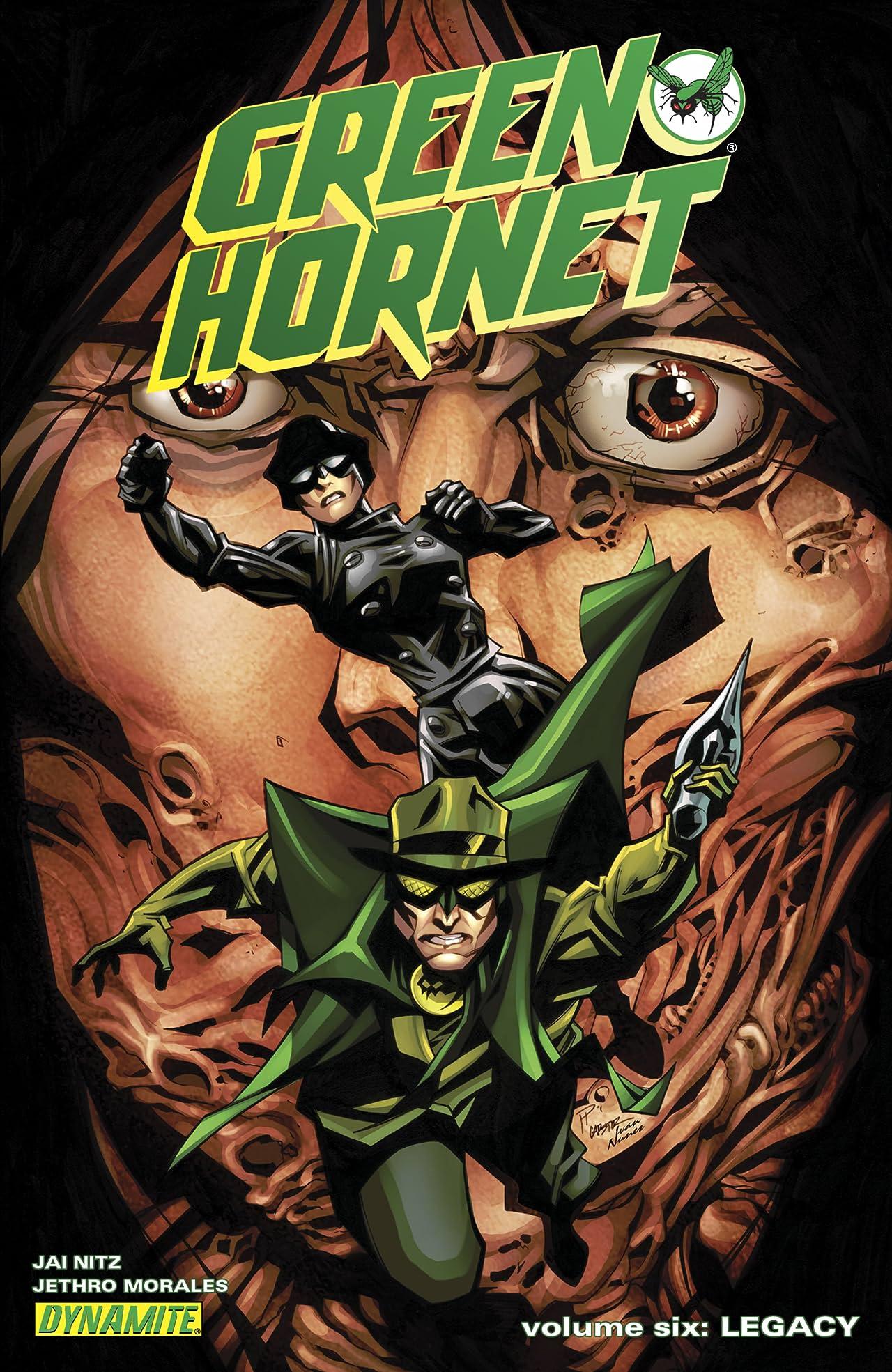 Green Hornet Vol. 6: Legacy