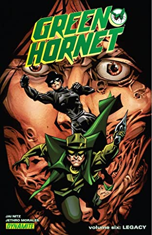 Green Hornet Tome 6: Legacy