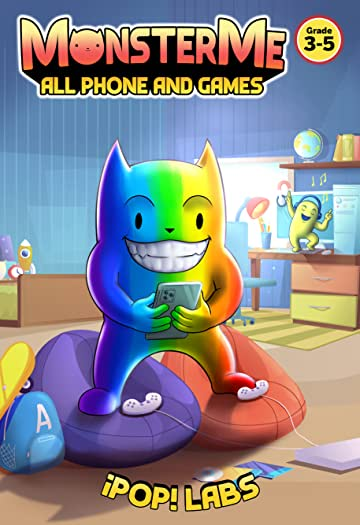 Monster Me #1: All Phone & Games