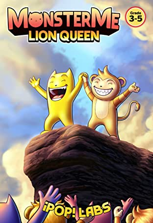 Monster Me: Lion Queen
