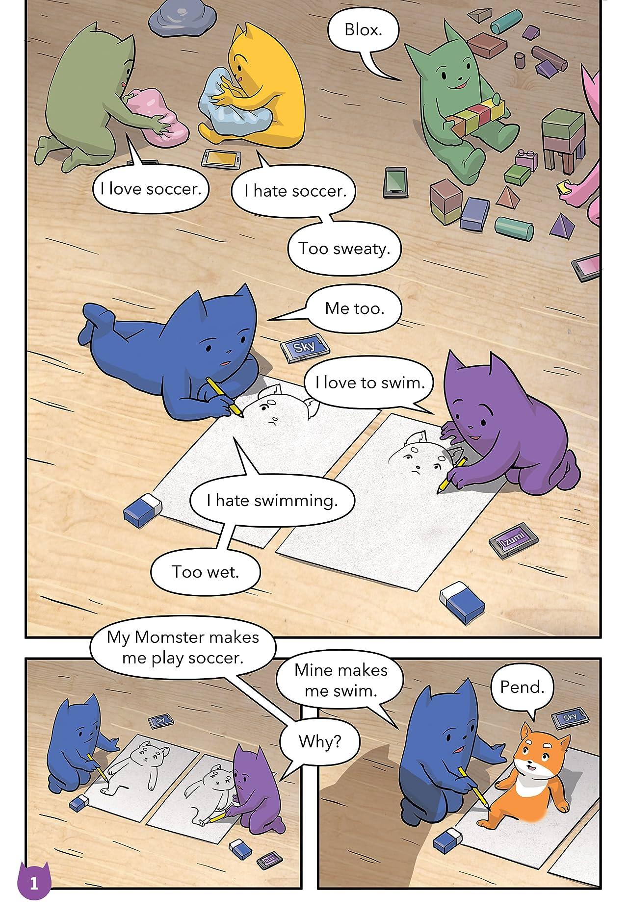 Monster Me #3: Newmon (Teacher's Edition)