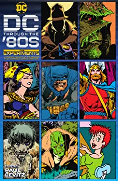 DC Through the 80's (2020-): The Experiments