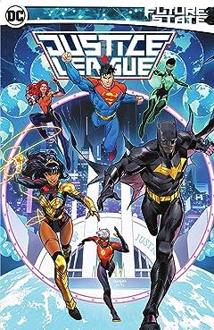 Future State (2021-): Justice League