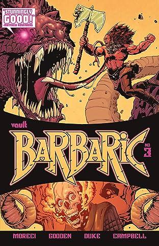 Barbaric No.3