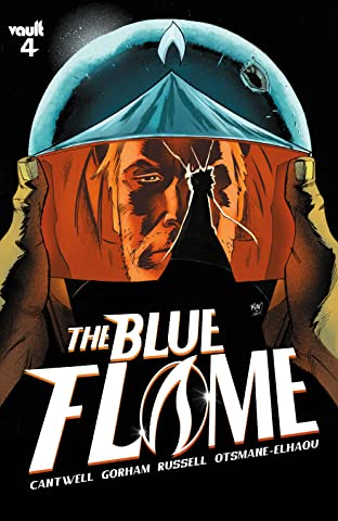 The Blue Flame #4