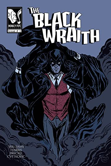 The Black Wraith #1