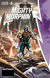 Mighty Morphin No.8