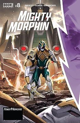Mighty Morphin #8