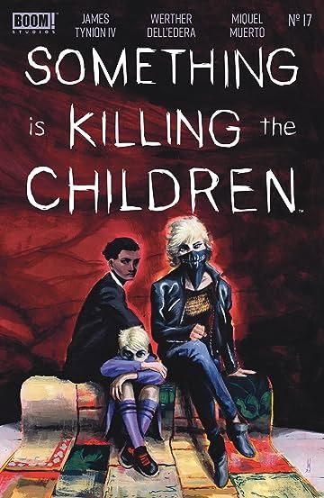 Something is Killing the Children #17