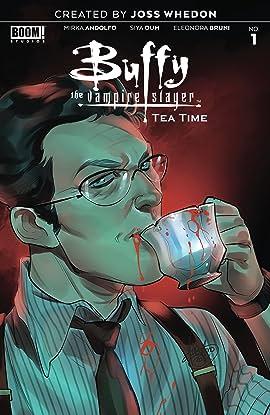 Buffy the Vampire Slayer: Tea Time No.1 - Comics de comiXology: Web
