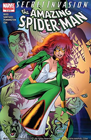 Secret Invasion: The Amazing Spider-Man #3 (of 3)