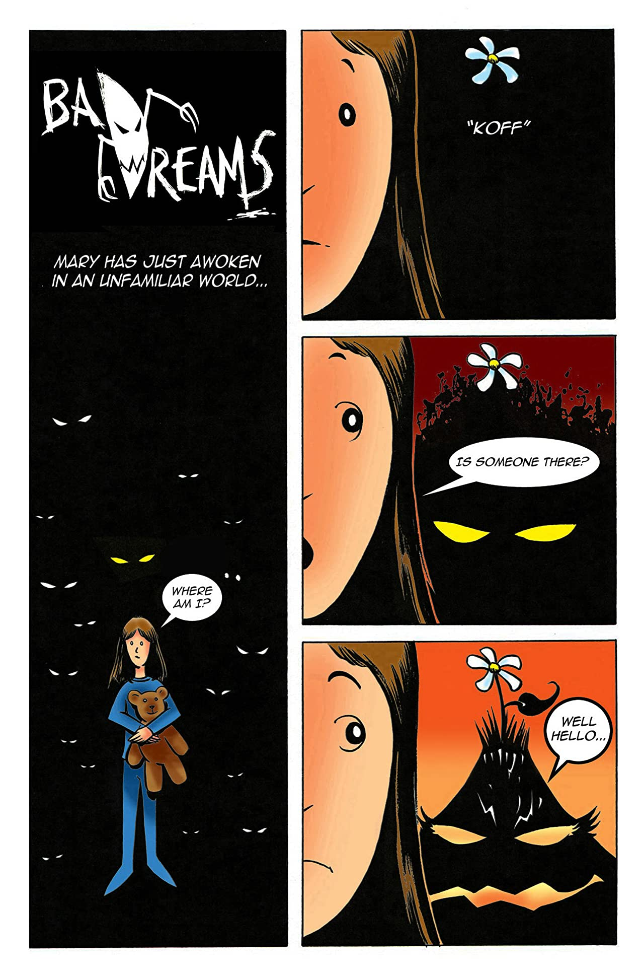 Bad Dreams #1 (of 5)